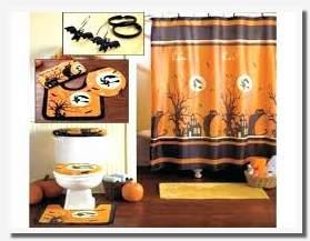 bathroom curtain set target