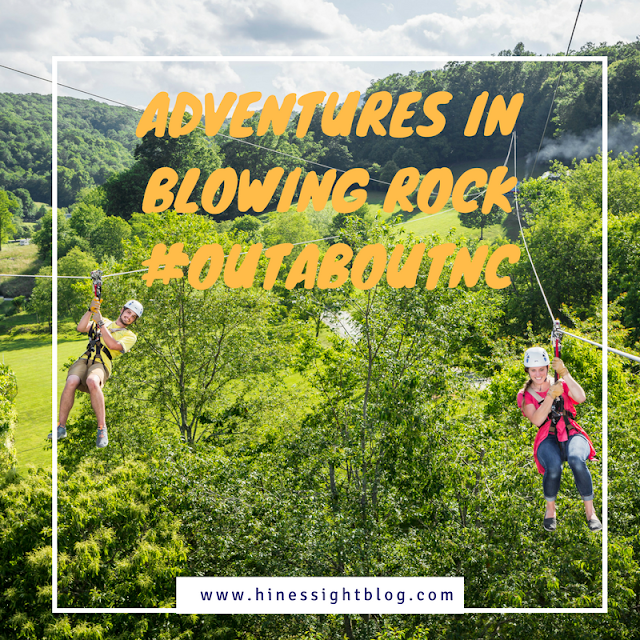 Adventures in Blowing Rock, NC