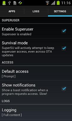 SuperSU Pro Apk Android