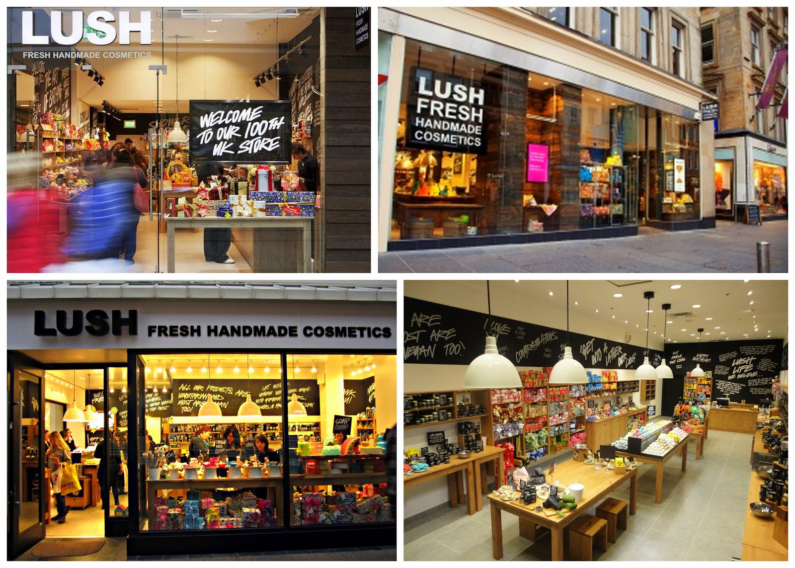 Lush Cosmetics Is Coming To Chicago S Southport Corridor