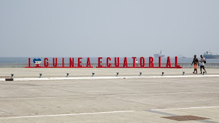 I love Equatorial Guinea Sign