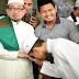 Jamaah Haru Simak Khutbah Jumat Habib Salim Segaf Al Jufri