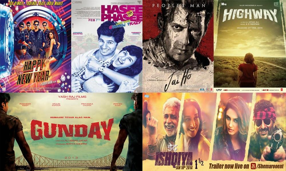 Daftar Film India Terbaru dan Terpopuler 2014