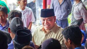 Elang Merah Deklarasi Dukung HBK, Posisi Caleg Gerindra Ini Makin Kuat di Lombok