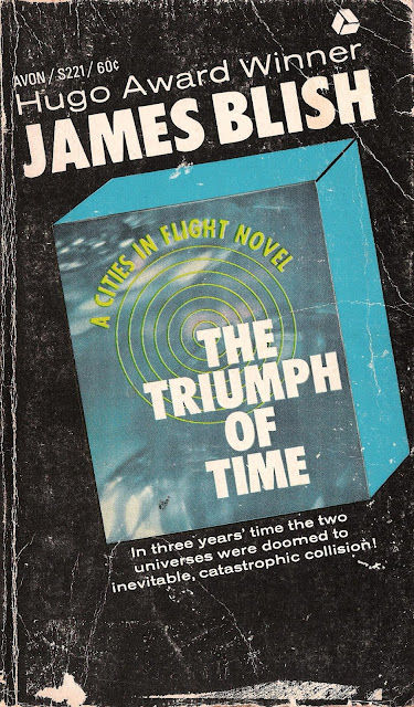 A Triumph of Time U.S. cover art