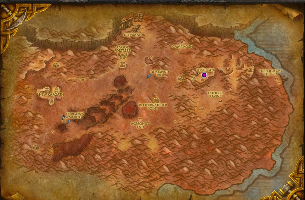 How to use the forge in wow