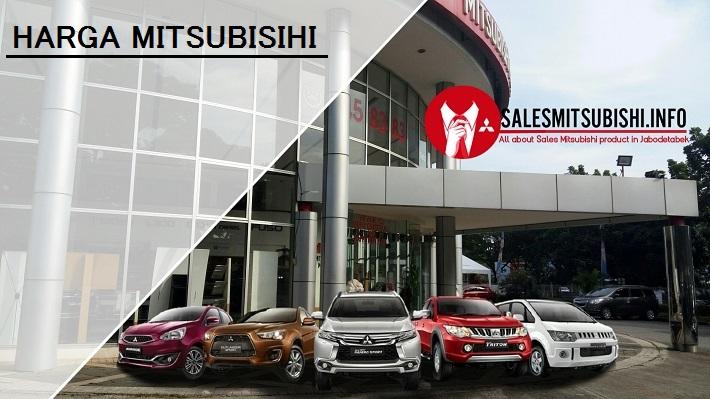 Harga Mitsubishi