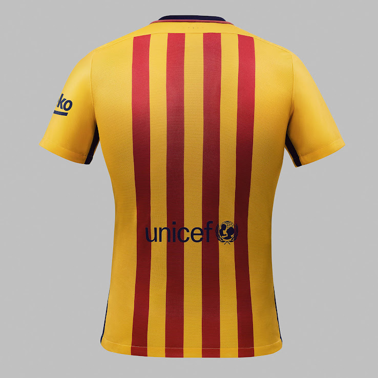 f14327de2bd Which Is The Best? Here Are All Nike FC Barcelona Away Kits From The ...