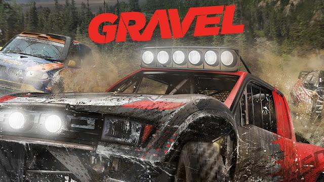 المراجعة الشاملة و تقييم للعبة سباق السيارات Gravel