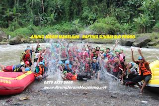 Arung Jeram Magelang Kampoeng Ulu Resort