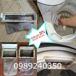 Bán túi lưới lọc rác máy giặt tại Hà Nội