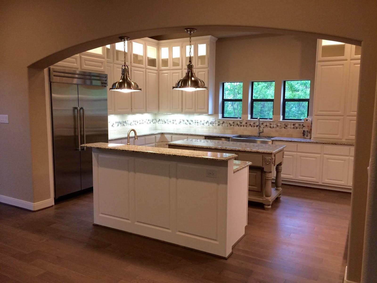 Interior Design - 7 Ways to Custom Design A Farmhouse Kitchen