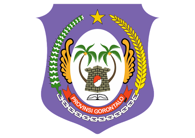 Logo Provinsi Gorontalo Vector