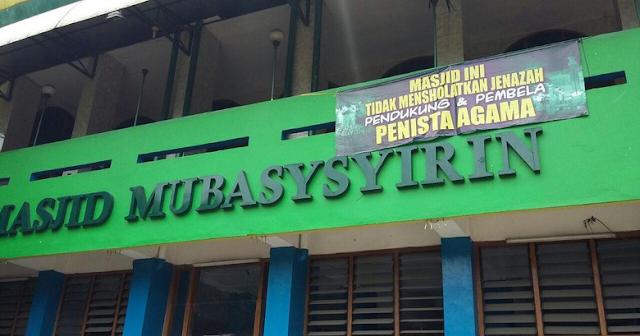 Tanggapan Mengejutkan Guru Besar UIN Soal Masjid Berbau Politik