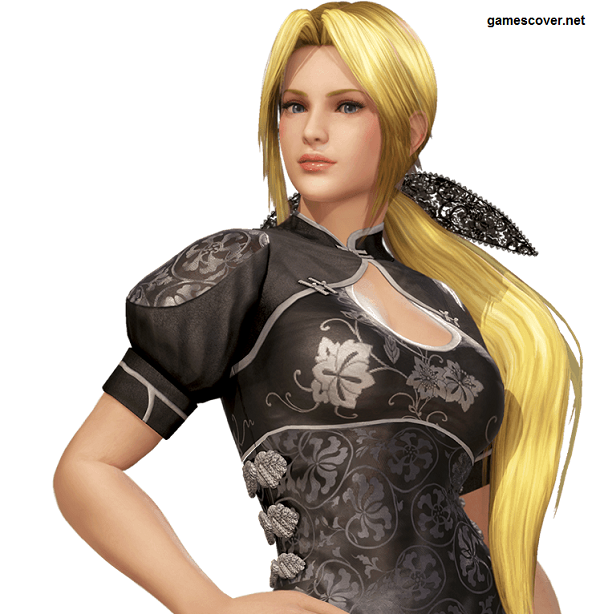 Dead or Alive 6 Character (Helena)