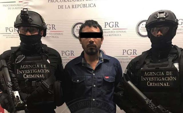 """Cae """"El Tricoy"""", operador de Los Zetas 35"""