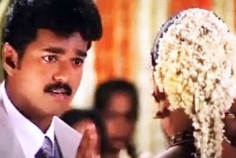 Vijay Comes to Simran Ceremony   Priyamanavale   Tamil Film