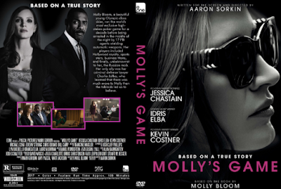 """Daftar Kumpulan Lagu Soundtrack Film Molly's Game (2017)"""