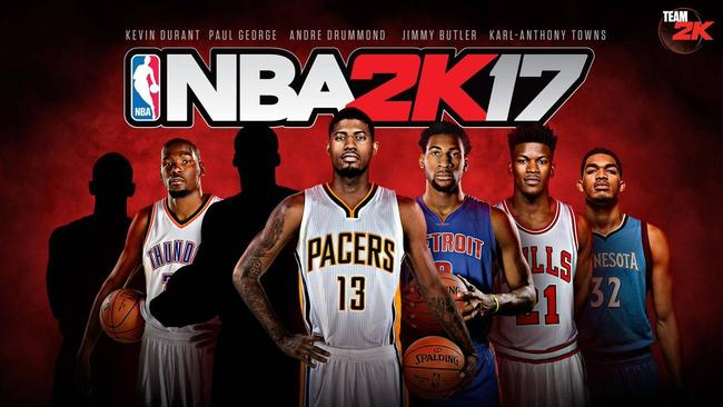 NBA 2K17 Apk Pro Version Mod Head