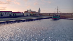 Realistic Water Mod for Euro Truck Simulator 2