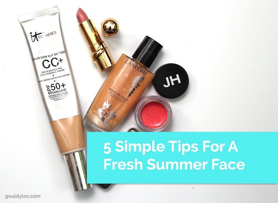 Try these foundations, formulations and beauty products this summer.