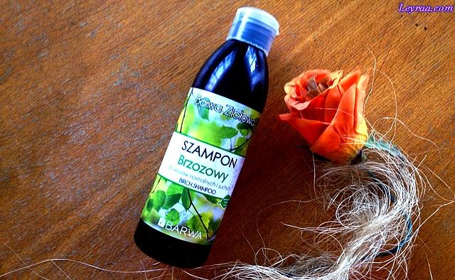 Barwa Ziołowa, Szampon brzozowy, do włosów normalnych i suchych