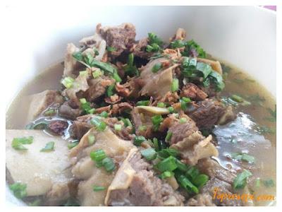 Resepi Sup Daging Ala Thai Yang Sedap