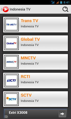 Aplikasi TV Streaming Online Android Terbaik Baca! 4 Aplikasi TV Streaming Online Android Terbaik