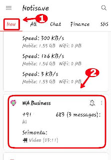 whatsapp par delete kiye hue message kaise padhe(whatsapp ticks)