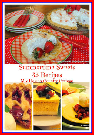 Summertime Sweets 35 Recipe Collection