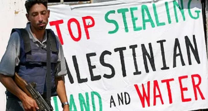 Rabi Yahudi Gesa Racuni Bekalan Air Disalur Kepada Rakyat Palestin
