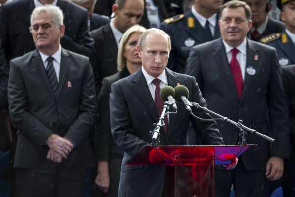 Resolusi 2016: Putin Akan Hancurkan Illuminati