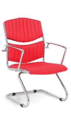 büro koltuğu, misafir koltuğu, ofis koltuğu, ofis koltuk, u ayaklı, bekleme koltuğu,krom metal