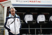 Paddy Lowe Williams F1 Formula 1