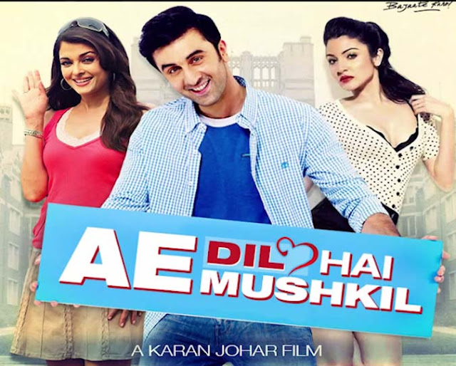 Ae Dil Hai Mushkil 2nd Day Box Office Collection | Hit or Flop | Total Earning