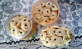 Gambar Resep Kue Kering Semprit Yang Lumer Di Lidah