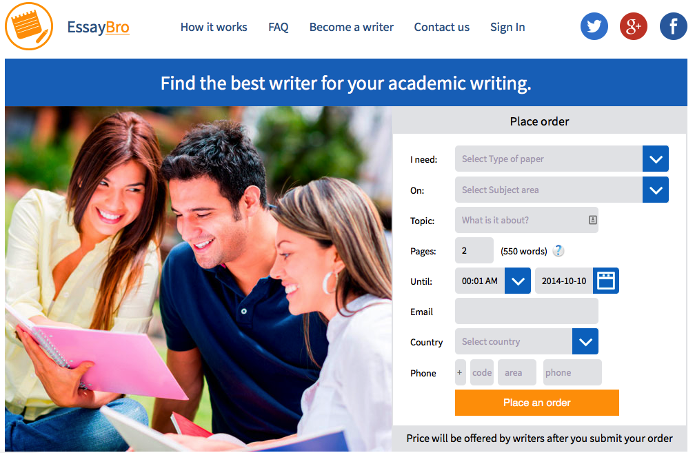 best essay writing company uk
