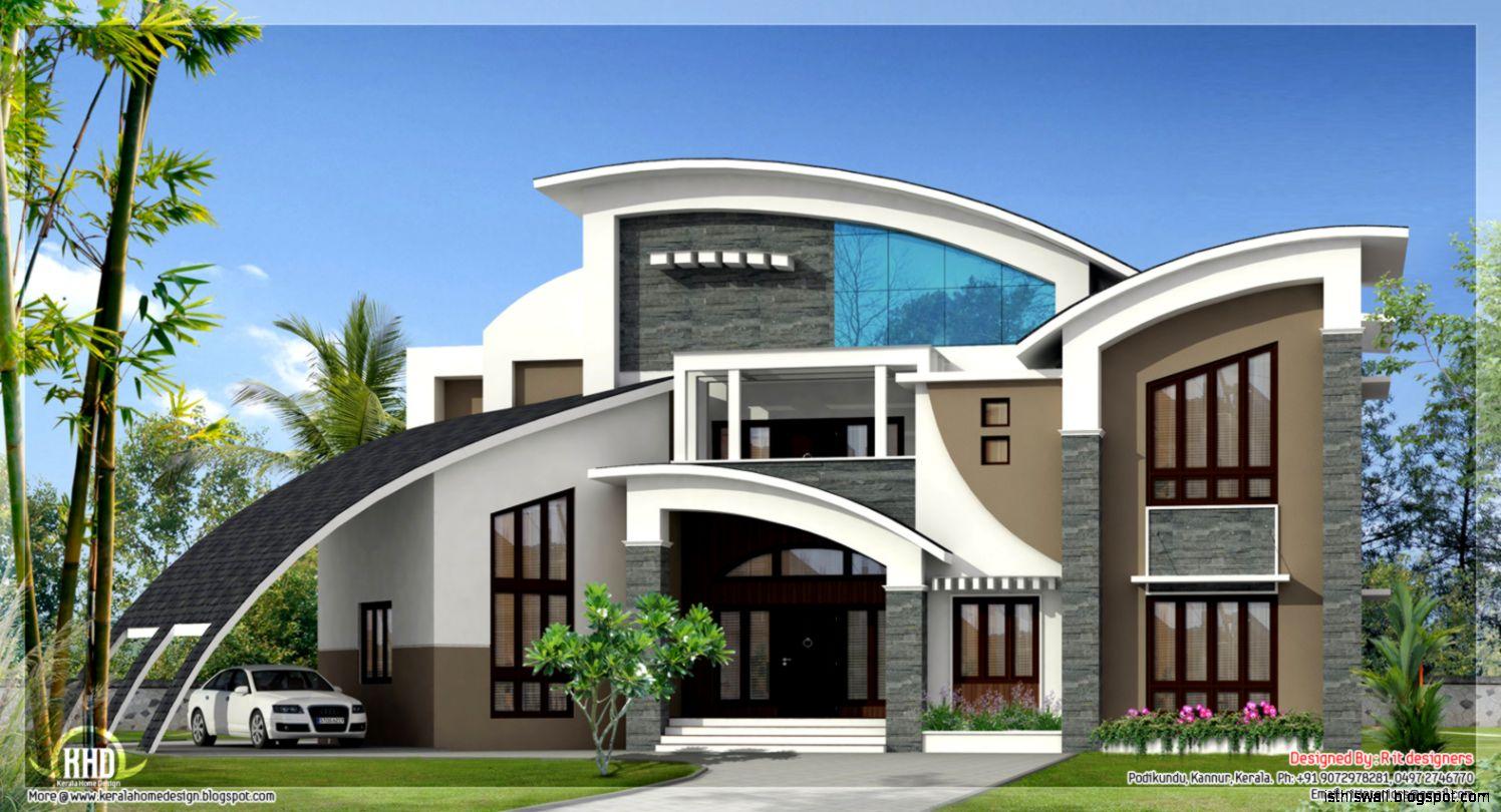 Home Design Ideas Free Download: Unique House Design Photos