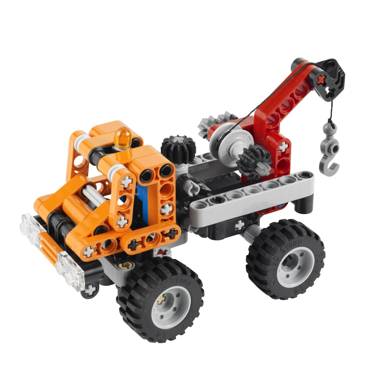lego image lego technic mini tow truck 9390. Black Bedroom Furniture Sets. Home Design Ideas