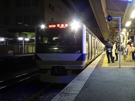 常磐線 松戸行き E531系