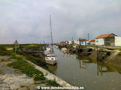 Canales en La Velodyssee, Francia
