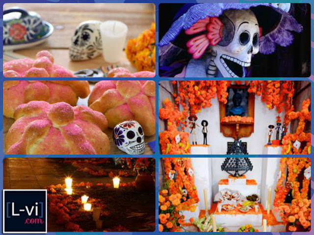 Día de Muertos  L-vi.com