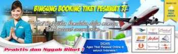 Dicari Agen Tiket Pesawat Online