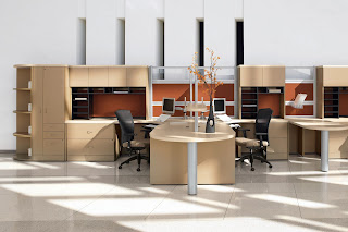 Multi User Office Interior