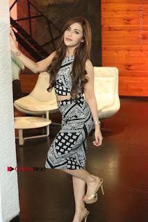 Telugu Actress Angela Krislinzki Latest Pos in Short Dress  0034.JPG