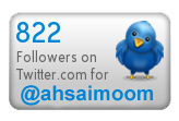 Twitter Follower Counter - 1