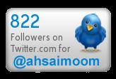 Twitter Follower Counter - 1