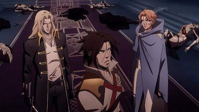 Castlevania Season 2 Image 7