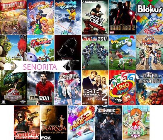 GAMELOFT Games Pack