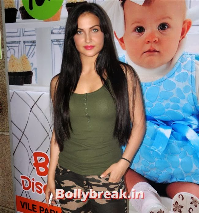Elli Avram, Bollywood Celebs at Jai Ho Special Screening